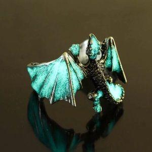 🐉 Luminous Dragon Ring 🐉